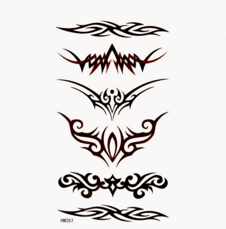 King Horse Beautiful personalized fashion tattoo stickers y