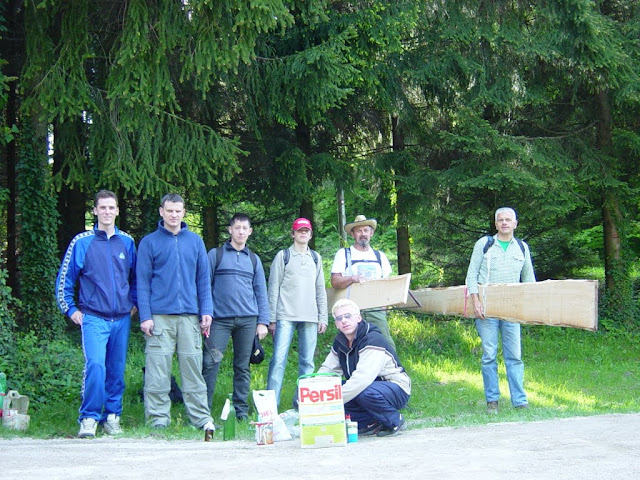 Markiranje i čišćenje staze Poljanice - Plešivica