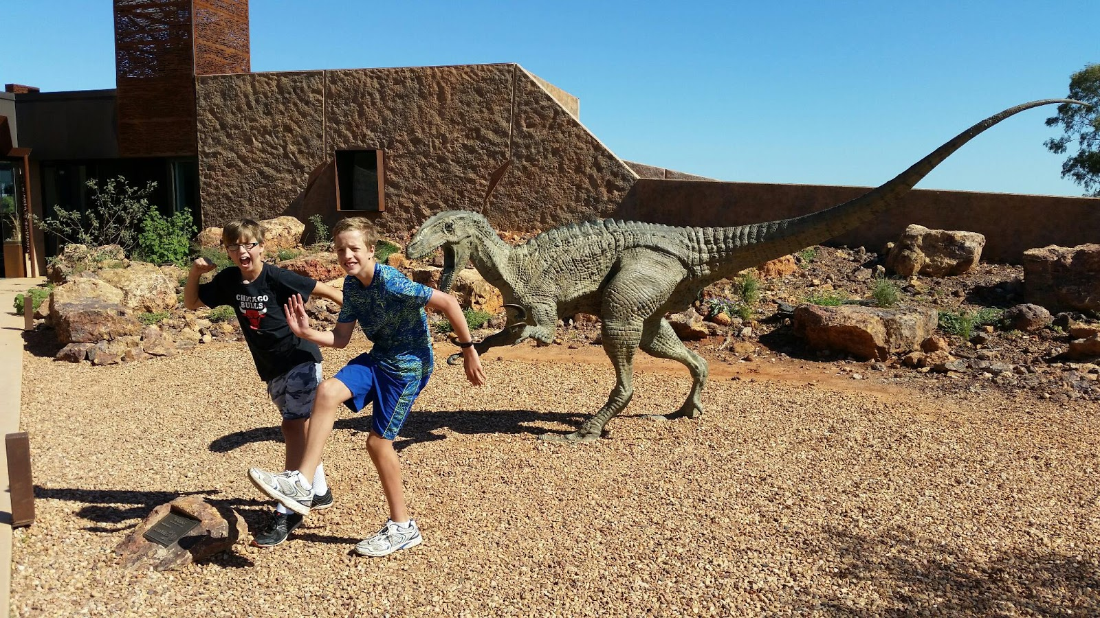 Winton S Australian Age Of Dinosaurs Museum A Genuinely Significant Tourism Site On National Scale