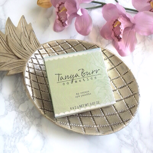 Tanya Burr My Escape Eyeshadow Palette