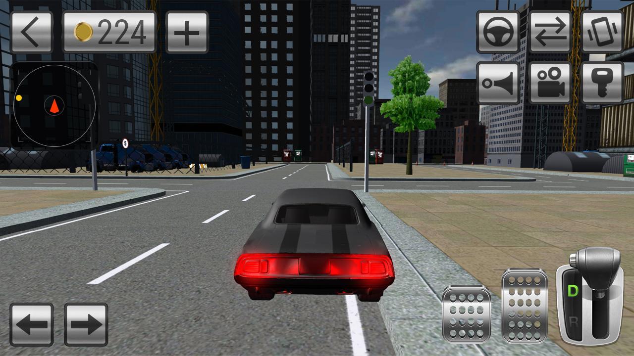 Autofahren Lernen Spiel