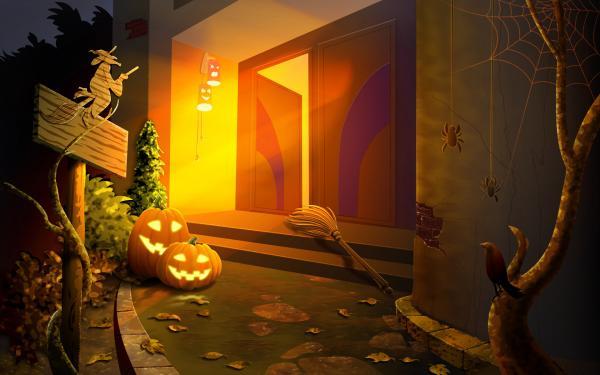 Hellouin For Child, Halloween