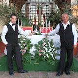 Una giornata al ristorante Baglio Sicilia Antica per il matrimonio di Anna e Nino Francaviglia