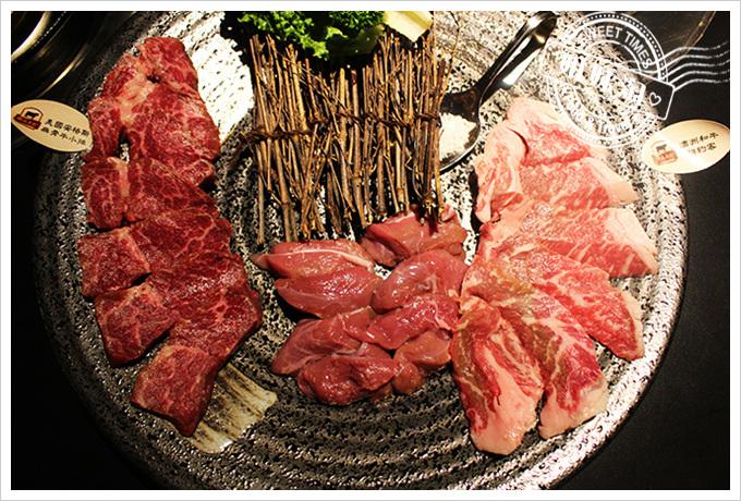 五角銀燒肉犢牛精修菲力 美國安格斯無骨牛小排 澳洲和牛紐約客