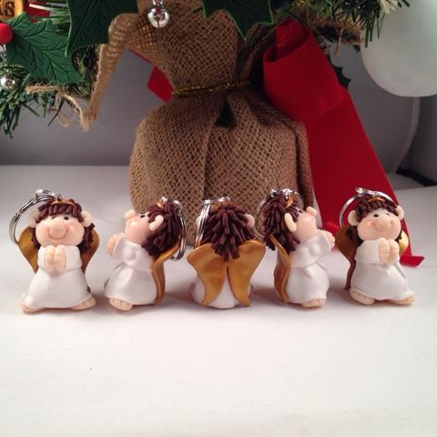 Ilfilodelleidee decorazioni natalizie fatte a mano in for Creazioni di natale fatte a mano
