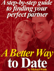 Cover of Michael Webb's Book A Better Way To Date