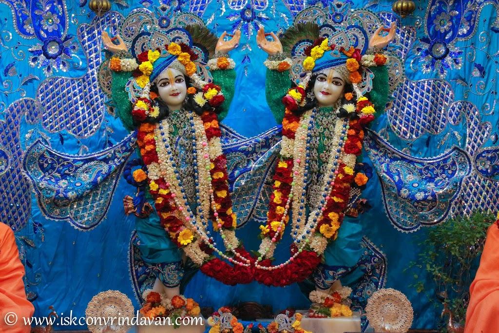 ISKCON Vrindavan Deity Darshan 10 Jan 2017 (15)