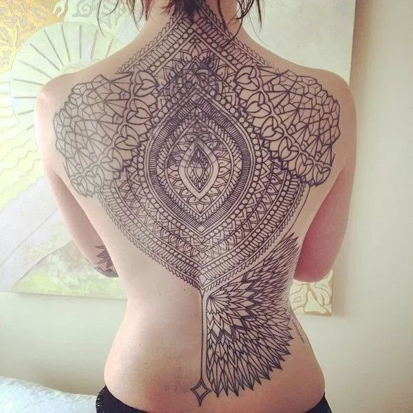 GEOMETRIC TATTOO DESIGNS (2)