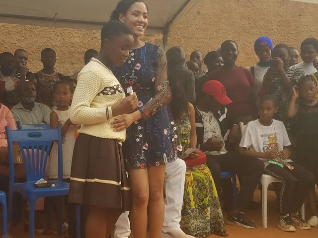 North-West: Miss African Union 2019 encourages the education of young people, St Frederick spotlighted