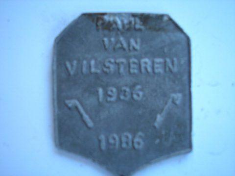 Naam: Paul van VilsterenPlaats: ZwolleJaartal: 1936-1986