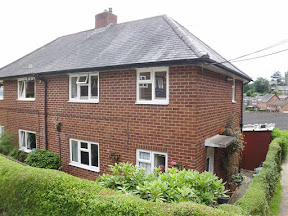 Three-bed semi for sale
