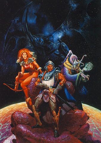 Nightmare Of Devil Champion, Magick Warriors 3