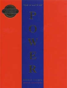 Cover of Robert Greene's Book The 48 Laws Of Power