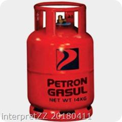 Harga Gas Memasak Hari Ini