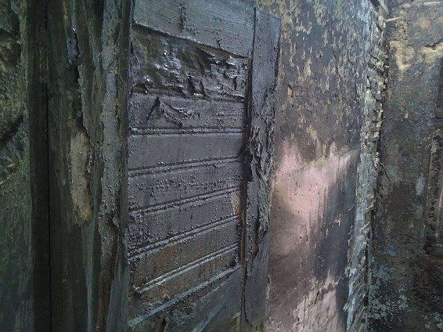 Incêndio urbano em Parada dos Bispo faz 5 feridos