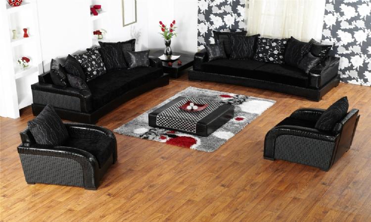 bellona siyah koltuk takımları modelleri,trend renk ve model ...