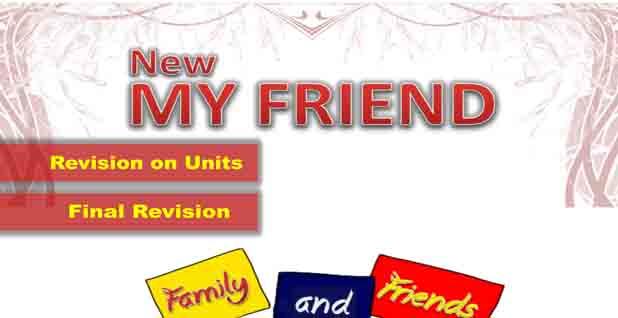 تحميل المراجعة النهائية family and friends 2 للصف السادس الابتدائي من كتاب ماي فريند للفصل الدراسي الثاني 2021