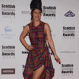 WWW.ENTSIMAGES.COM -    Jenny Martin  at    Scottish Fashion Awards  at 8 Northumberland London October 9th 2013                                                 Photo Mobis Photos/OIC 0203 174 1069