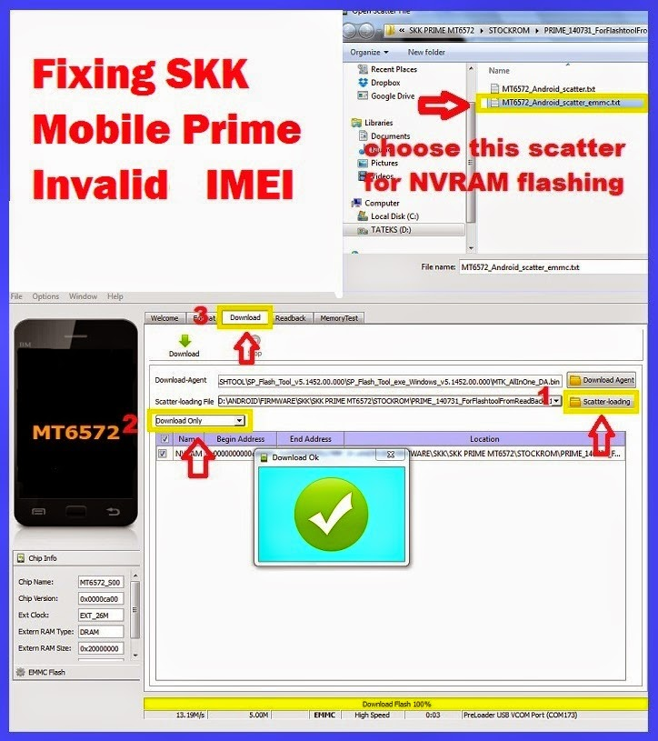 Firmware Mediatek Mt6572