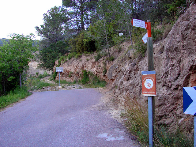 Montanejos - Estechos - Pantano - Morrón - Castillejos