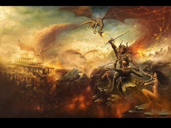 Battle Of A Dragon, Dragons 2