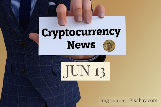 Cryptocurrency News Cast For Jun 13th 2020 ?