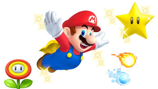 Uniforme azul, vermelho e amarelo; capa; voa; solta fogo e semi-indestrutível.