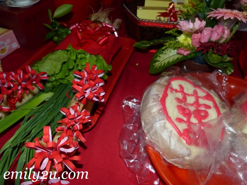 traditional Chinese wedding customs