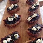 Bruschetta Goats cheese, onion marmelade & pinenuts.jpg