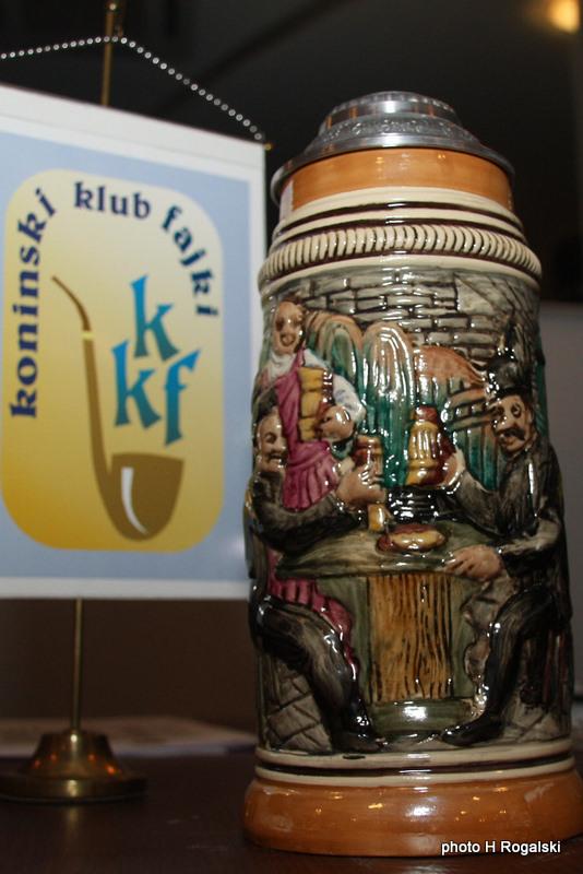 Fajkowy Turniej Barburkowy - Konin, Pątnów 2009