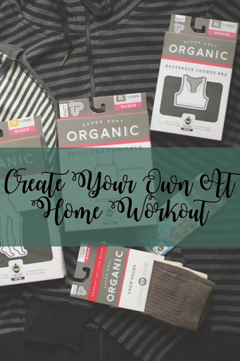Create Your Own At Home Workout