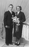Groeneweg, Cornelis en Kooij,  Geertruida Huwelijk 17-02-1954.jpg
