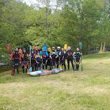 Base Camp Kayak sur la Vézère 2015