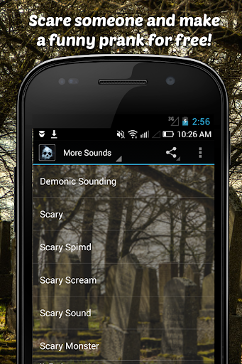 Download Scary Sound Effects Google Play softwares