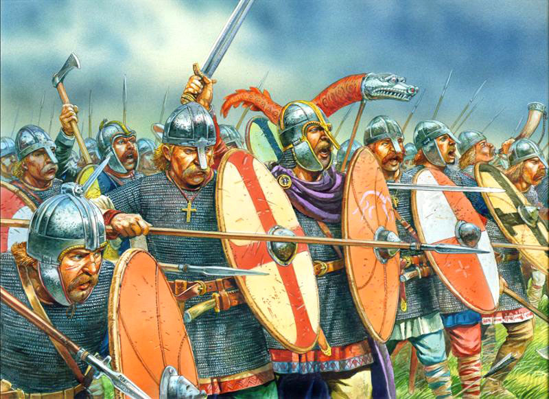 the most honored among the anglo saxons Free essay: throughout the anglo-saxon and middle age periods the main   poems are the different aspects of honor intertwined together to form the most  prevailing  in the anglo-saxon literature, the scop has a privilege of retaining  history,.