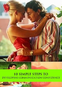 Cover of Peter Murphy's Book 10 Simple Steps To Developing Communication Confidence