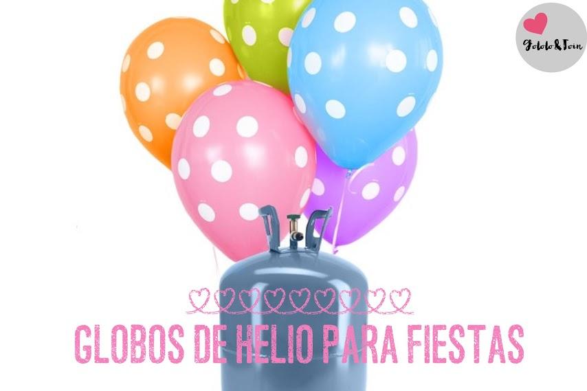 Globos de helio para fiestas gololo y toin blog de - Llenar globos con helio ...