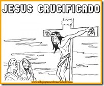 semnadibujo-de-jesus-crucificado-para-colorear