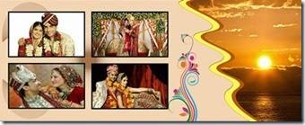 indian wedding album 30x12 new templates psd files psdlab92