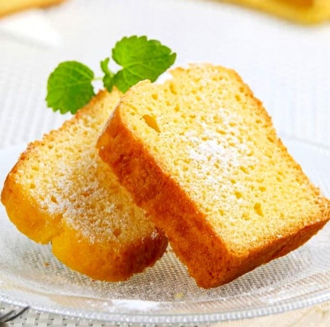 Eggless Sponge Cake Recipe | Breakfast Care