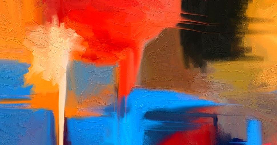 Testclod peinture l 39 huile motif abstrait for Motif peinture
