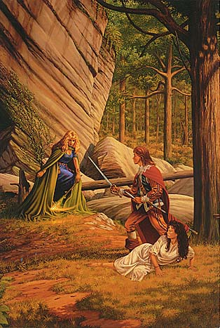 Grin Witch And Warrior, Magick Warriors 5