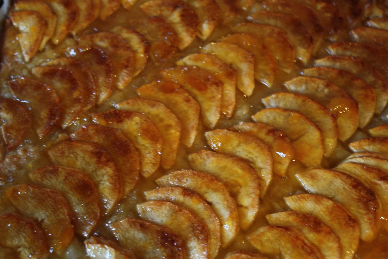 Ina Garten Apple Tart Recipe