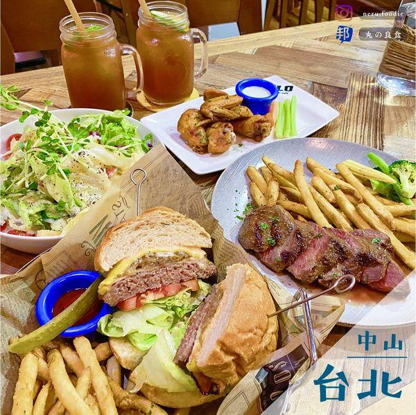 BFLO水牛城美式餐廳 真正道地的美式風味!樣樣好吃且相當讓人享受及放鬆的用餐體驗(完整菜單)