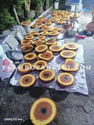 Jual Batu Setapak Taman (Stepping Stone) Surabaya