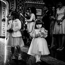 Wedding photographer Calin Dobai (dobai). Photo of 27.11.2018