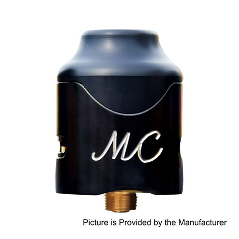 authentic-smokjoy-mushroom-cloud-rda-rebuildable-dripping-atomizer-black-stainless-steel-24mm-diameter