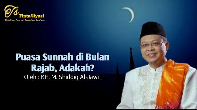 Puasa Sunnah di Bulan Rajab, Adakah?
