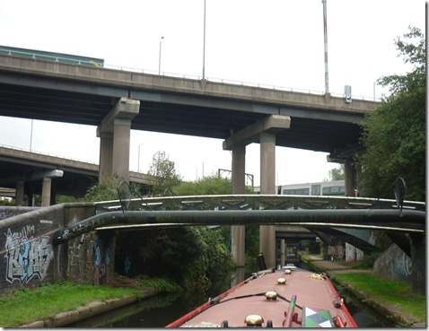 3 spaghetti junction from north