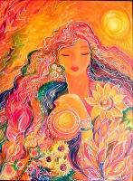 Goddess Shapash Image